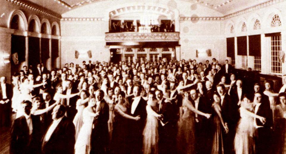 B'nai Brith Dance - Vicksburg, MS