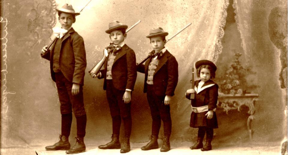 Geisenberger boys of Natchez, MS