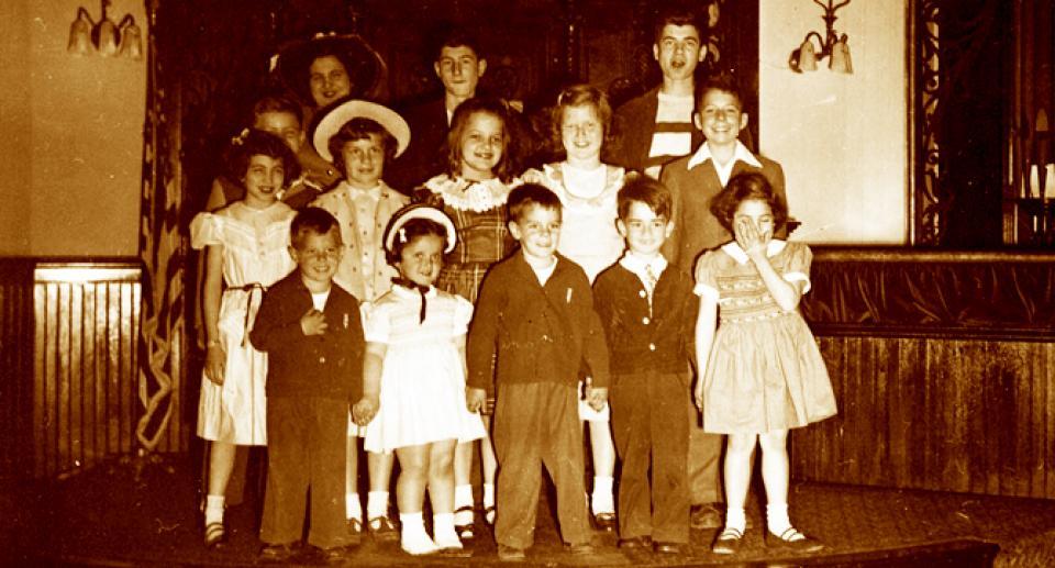 Sunday School 1951 - Huntsville, AL
