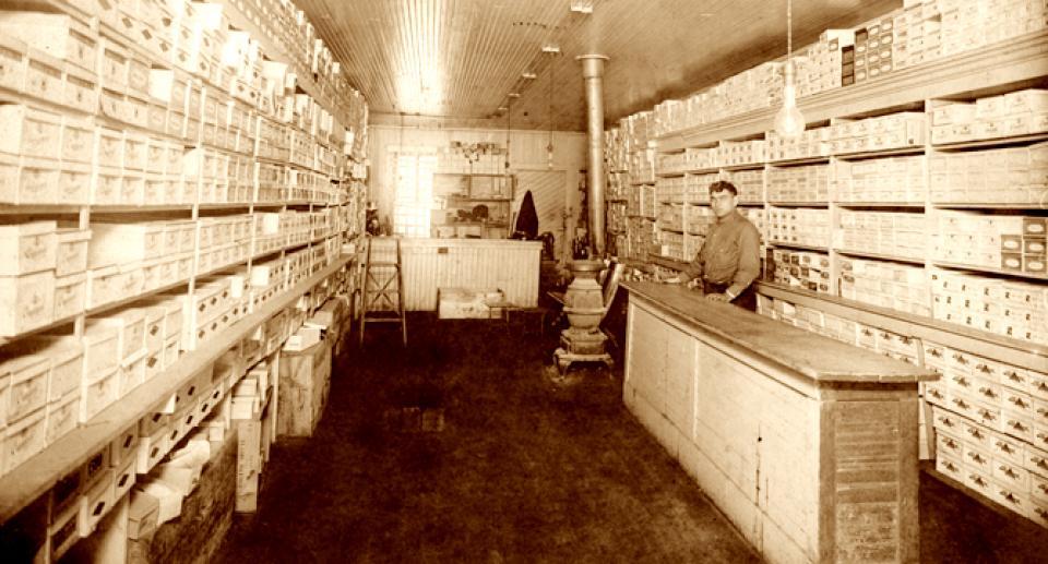 L. Kittner Store - Weldon, NC