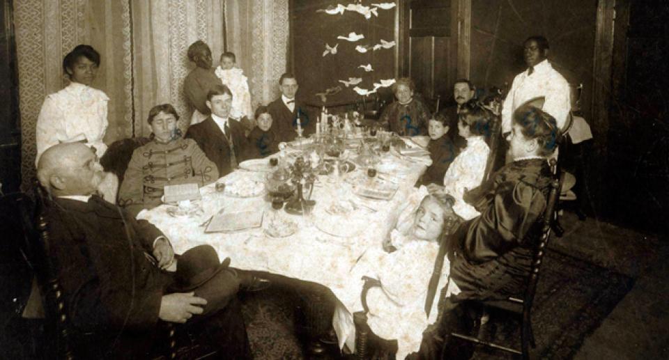 Seder at Pearlstine Home - Charleston, SC