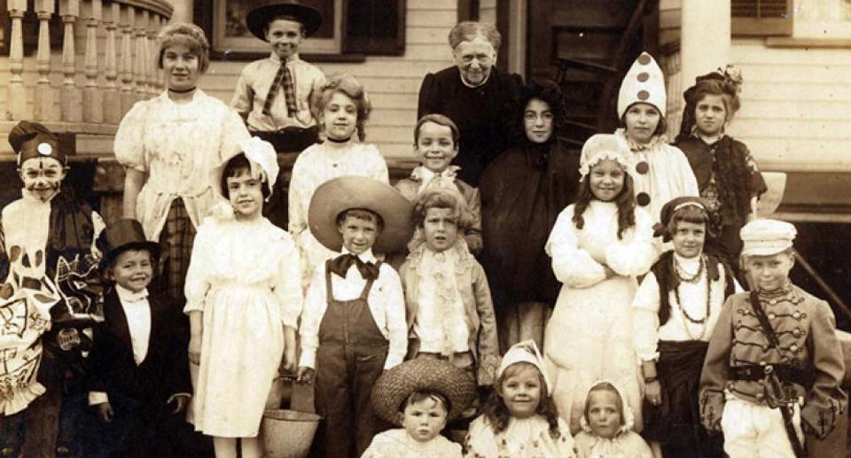 Sumter, SC Purim - 1913